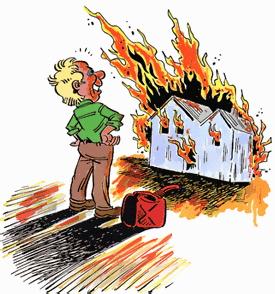 Pyromanie